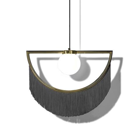 Подвесной светильник копия Wink by Houtique (серый)