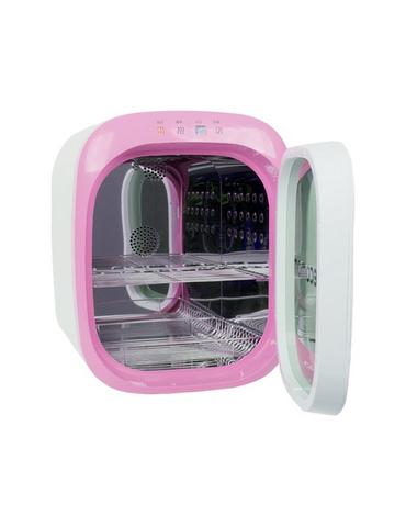 Стерилизатор для детских бутылочек ECOMOM ECO-22 Розовый