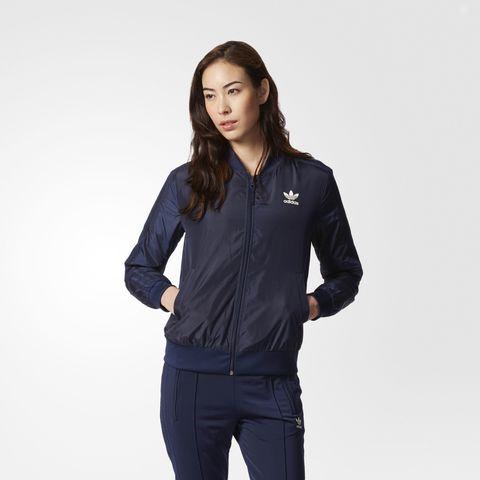 Куртка-бомбер женская adidas ORIGINALS BG SST TT
