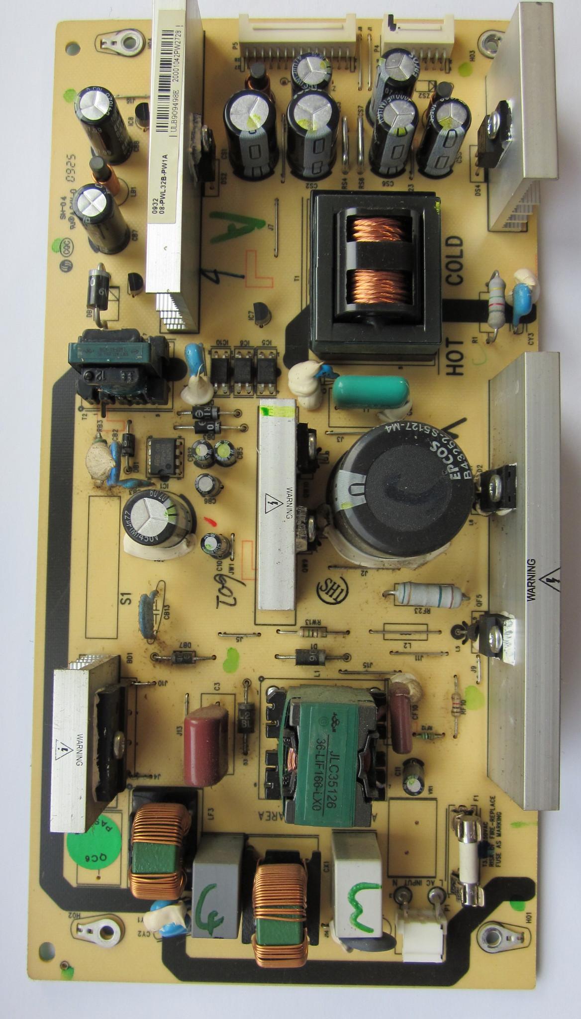 Блок питания THOMSON 32HR3230