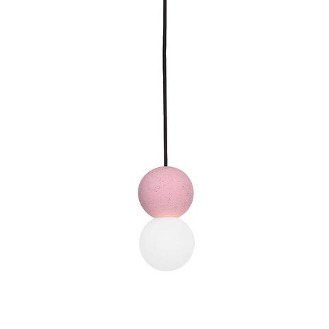 Подвесной светильник Nudo by Light Room (розовый)