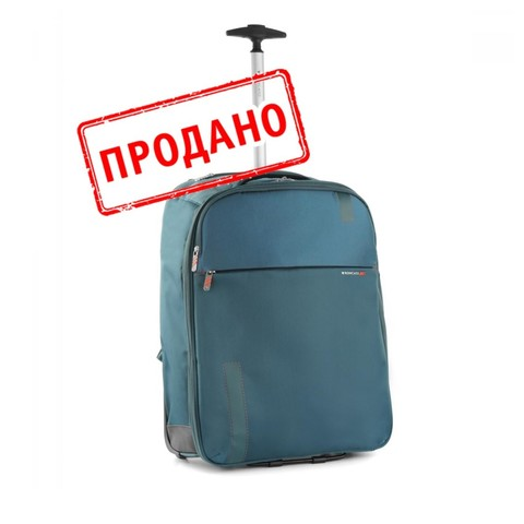 Рюкзак/чемодан Roncato Speed MEDIUM CABIN BACKPACK Blue