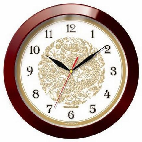 Часы настенные Troyka 11131190 (29х29х3.8 см)