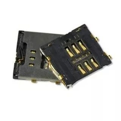 iPhone 5G sim connector