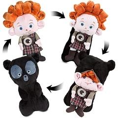 Brave Reversible Cub Plush Toy 13''