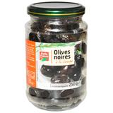 Оливки черные натуральные по греческому рецепту Belle France 250 г
