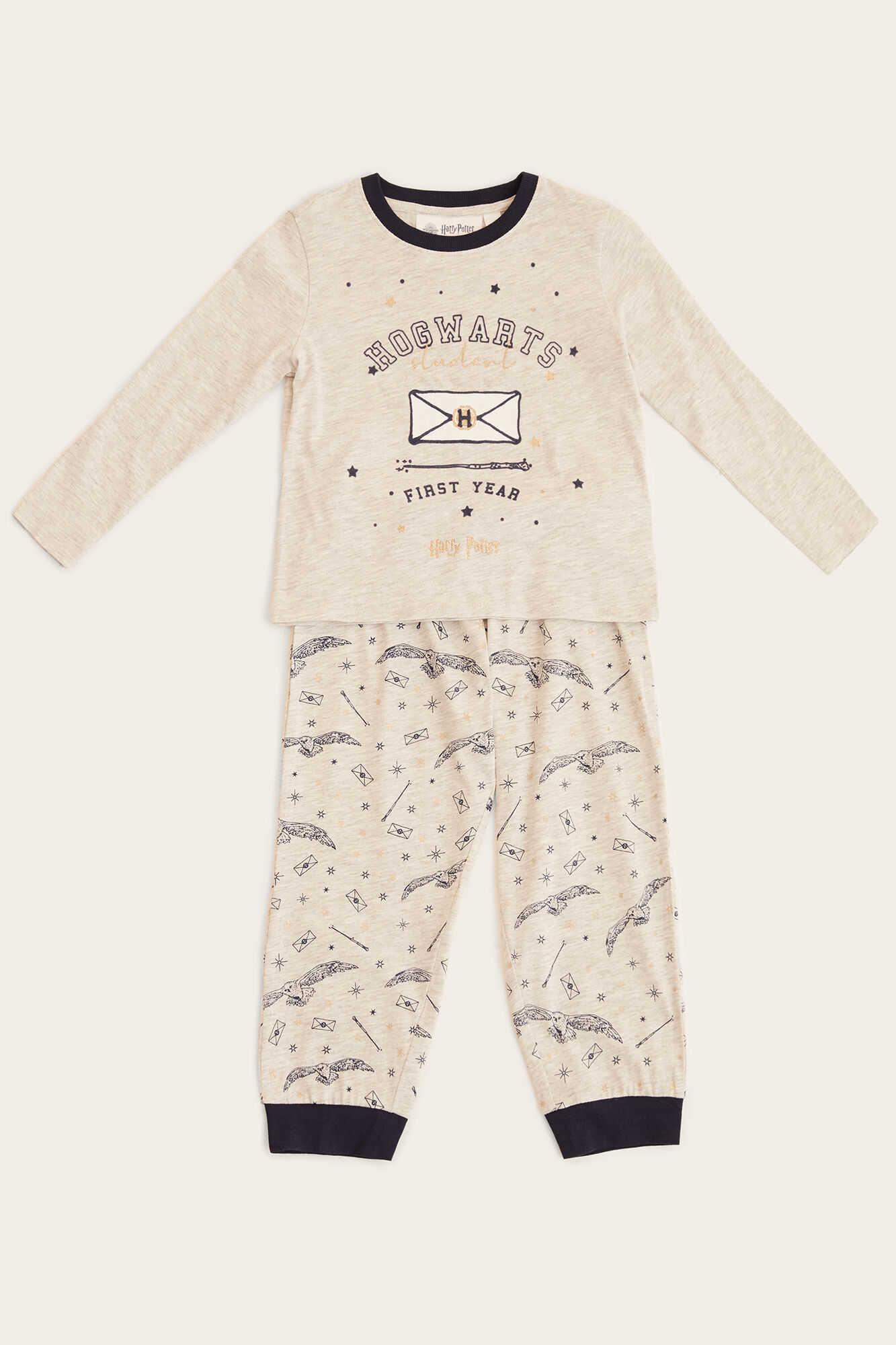 Довга дитяча піжама Гаррі Поттер