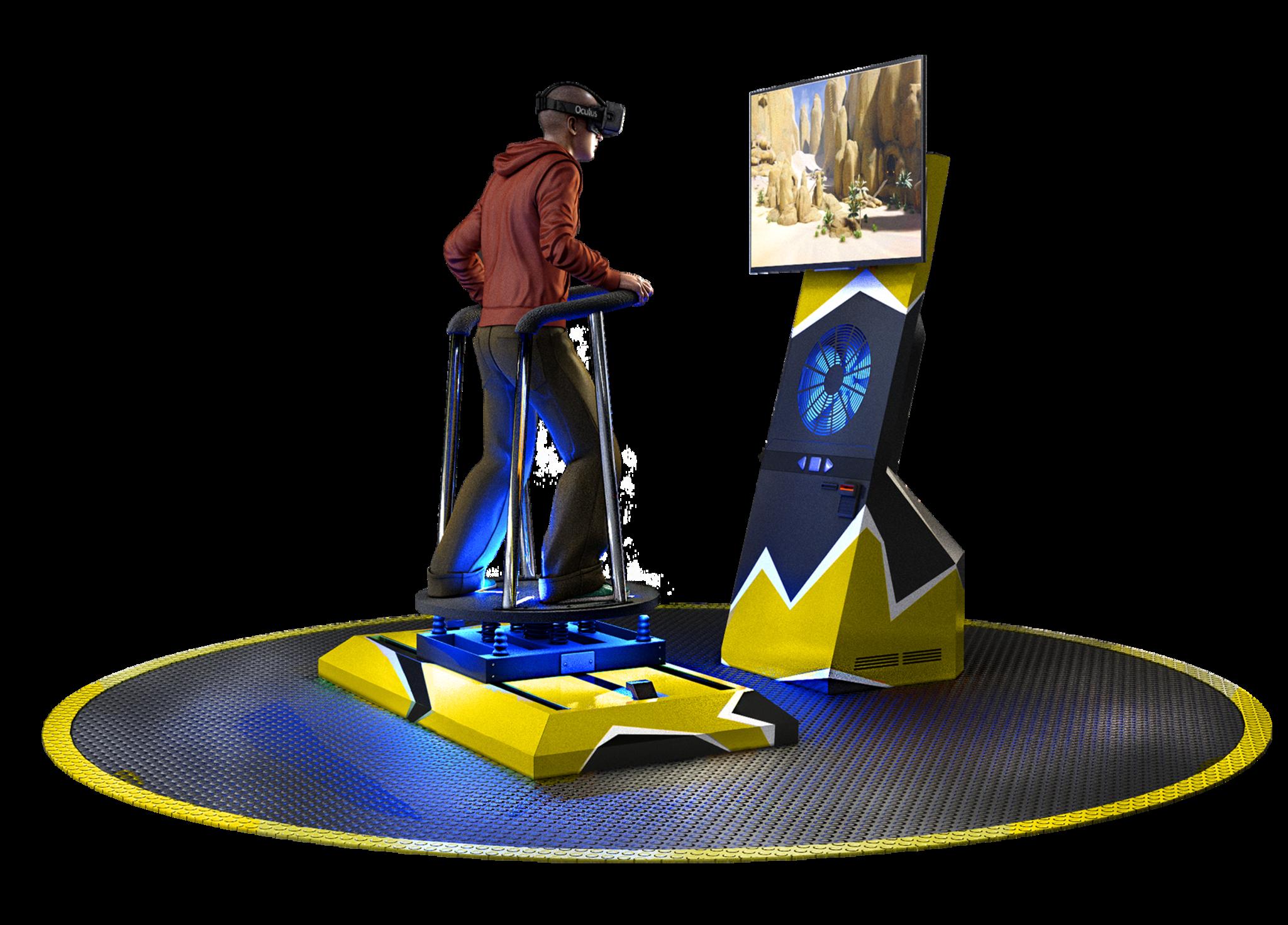 Аренда Аттракциона виртуальной реальности Экстрим