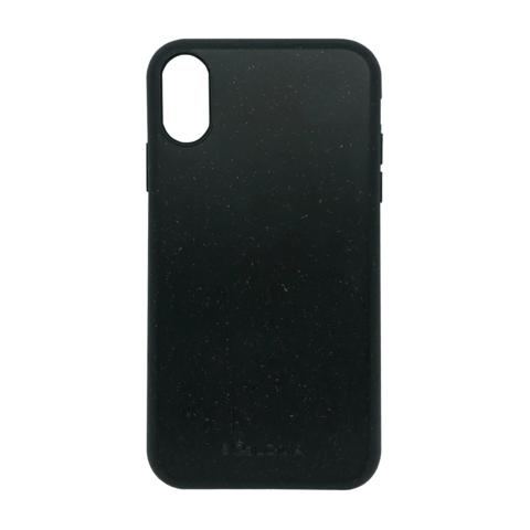 Чехол SOLOMA для телефона iPhone X Уголь