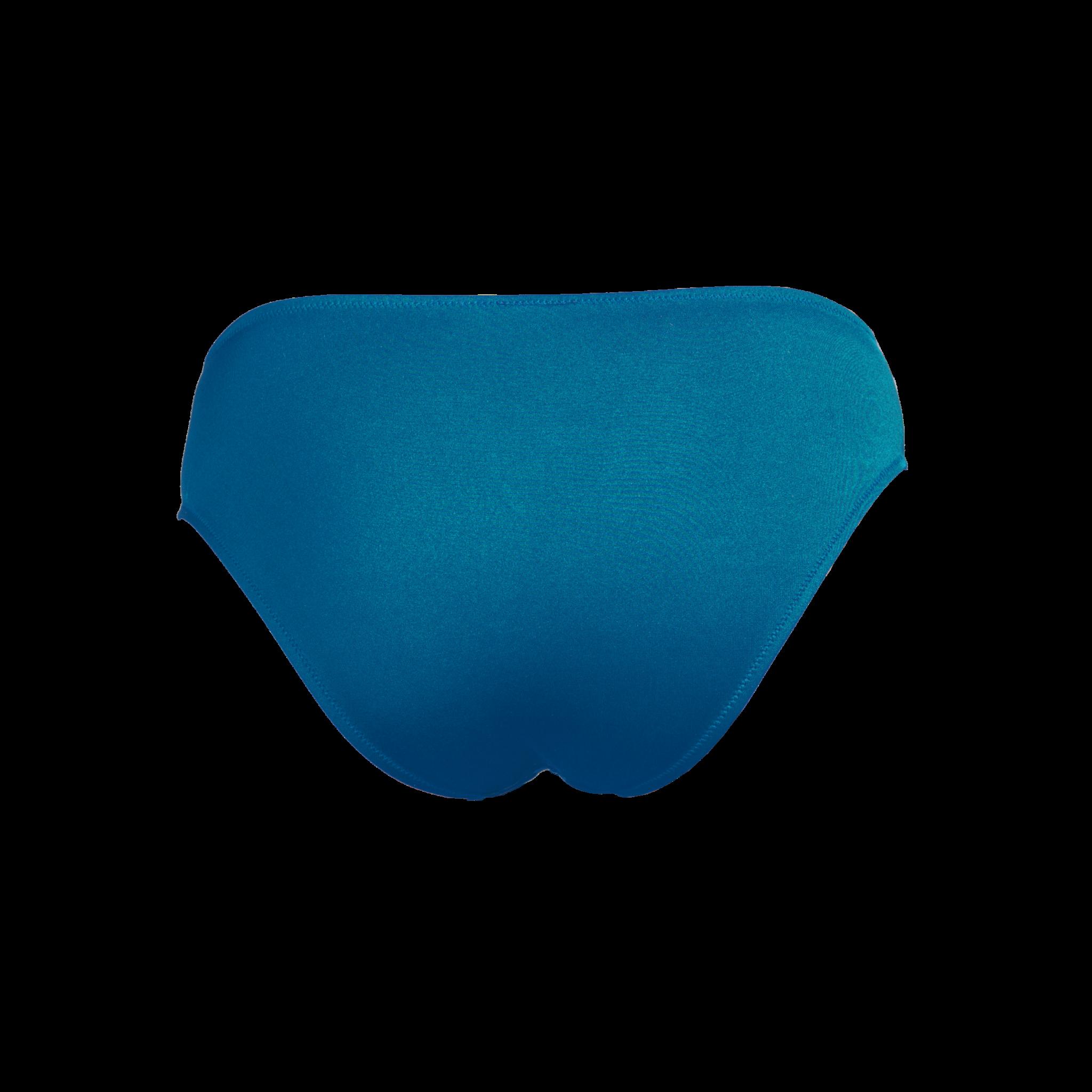 480130 Трусы купальные жен. морская волна