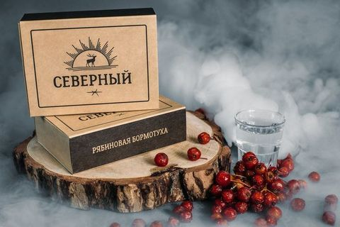 Табак для кальяна Северный - Рябиновая бормотуха
