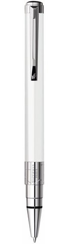 *Шариковая ручка Waterman Perspective, цвет: White CT, стержень: Mblue