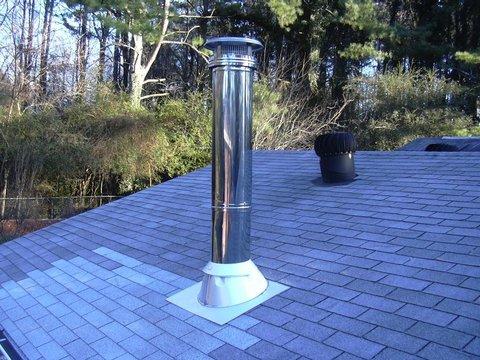 Надежный дымоход – хорошая работа отопительного оборудования