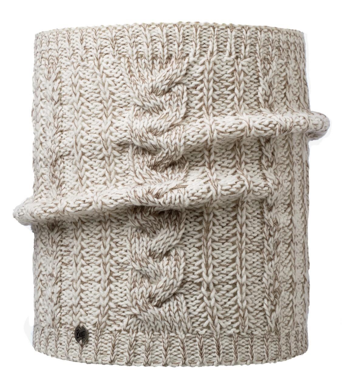 Вязаные шарфы Вязаный шарф-труба Buff Comfort Darla Cru 116045.014.10.00.jpg