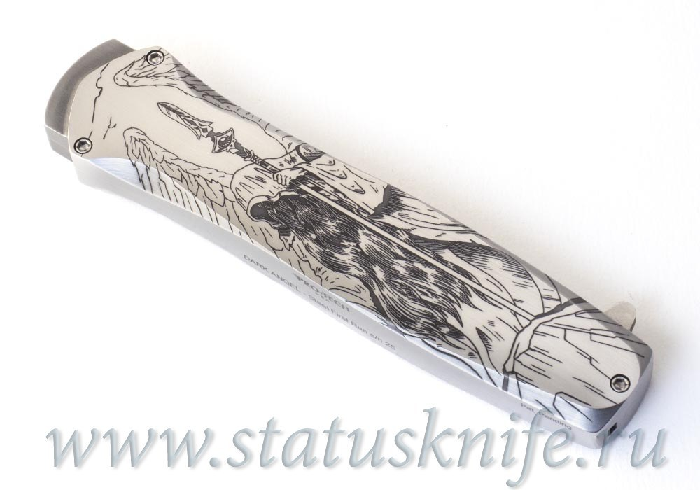 Нож Pro-Tech 3211 Custom Dark Angel - фотография