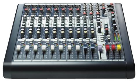 Аналоговые Soundcraft MFXi8