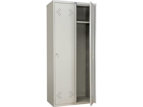 Шкаф медицинский для одежды МД LS(LE)-21-80 - фото