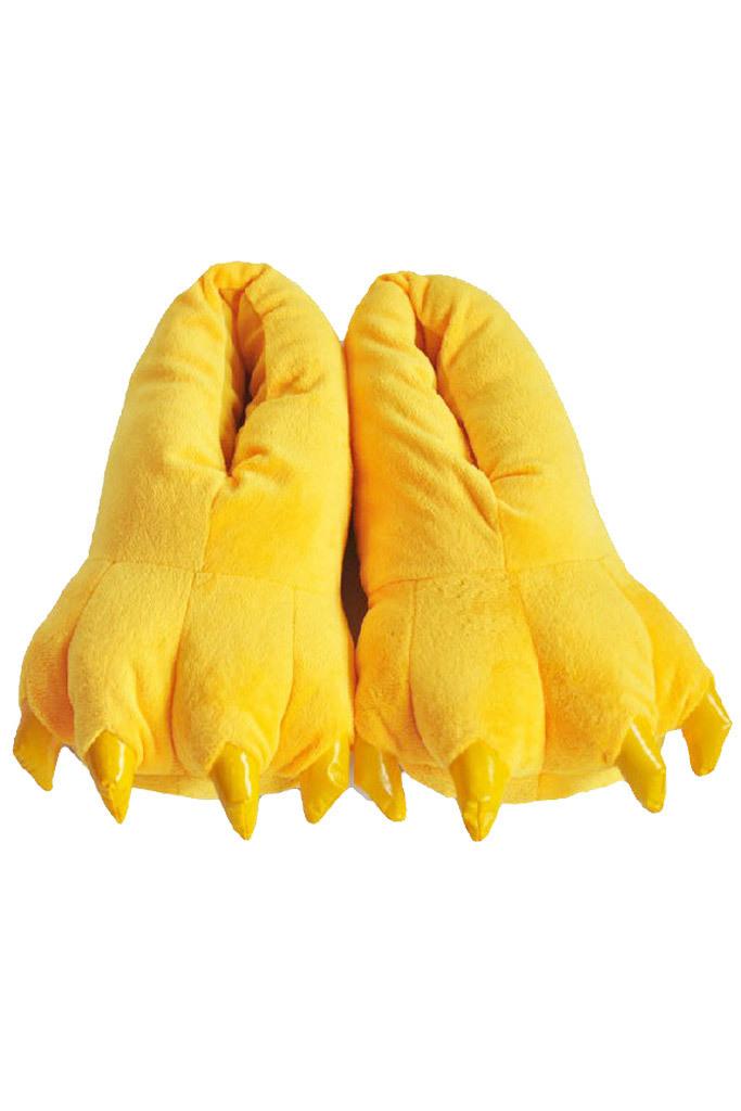 Каталог Тапки кигуруми желтые slippers-yellow.jpg
