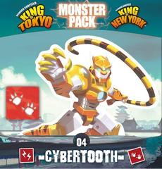 King of Tokyo / New York: Monster Pack - Cybertooth