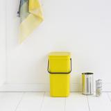 Ведро для мусора SORT&GO 12л, артикул 109768, производитель - Brabantia, фото 5