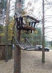 Лабаз - самолаз ShotTime Treestand