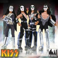 Kiss Retro Action Figure