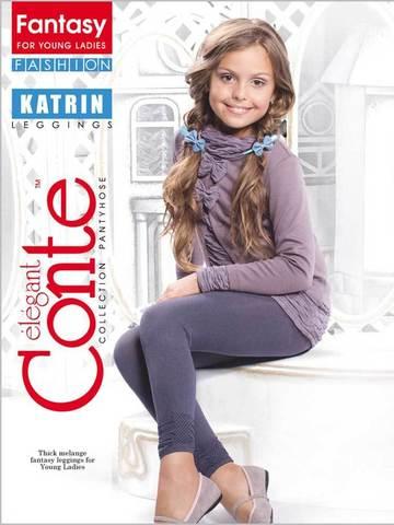Легинсы для девочек Katrin Conte
