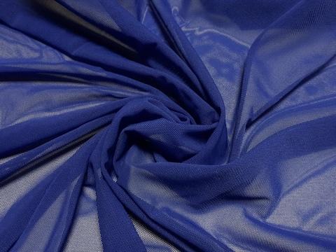 Эластичная сетка, синий