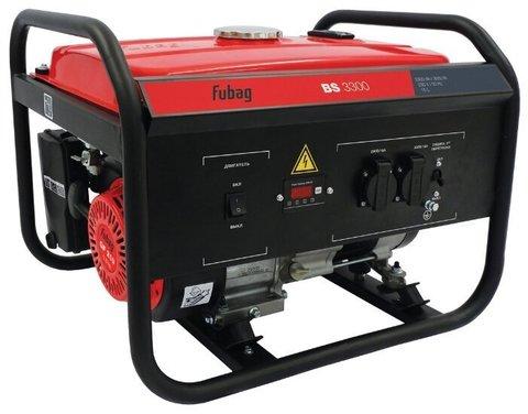 Кожух для бензинового генератора Fubag BS 3300 (431247) (3000 Вт)