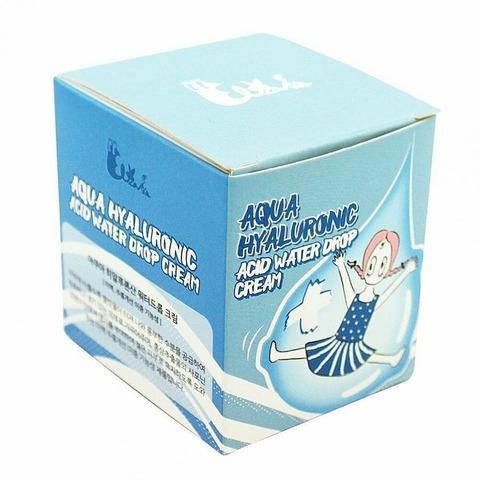 Ультраувлажняющий крем с гиалуроновой кислотой Elizavecca Aqua Hyaluronic Acid Water Drop Cream