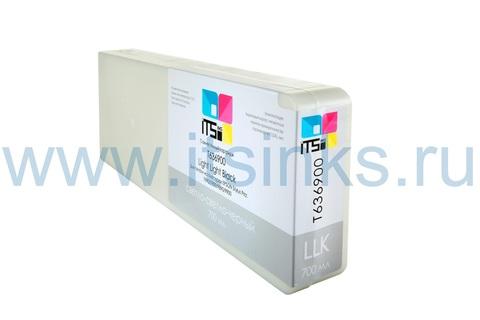Картридж для Epson 7900/9900 C13T636900 Light Light Black 700мл