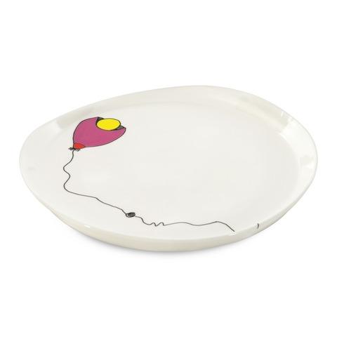 Набор 2пр тарелок круглых 28см Eclipse ornament