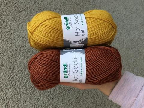 Gruendl Hot Socks Uni 50 (64)