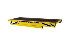 Лыжный стол MASTER-SKI для подготовки лыж из алюминиевого профиля с полимерным покрытием