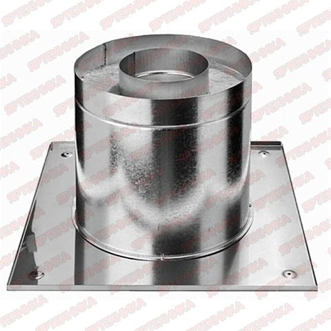 Потолочно-проходной узел d200мм (термо) Ferrum