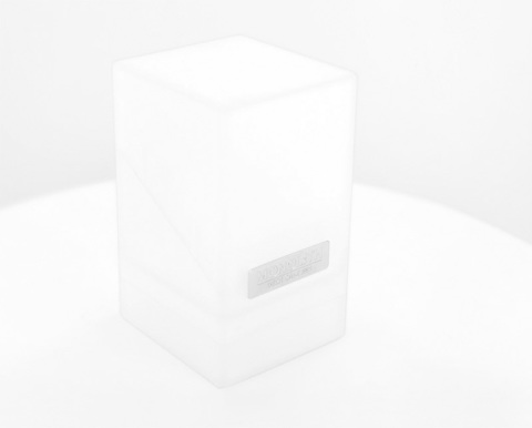 Monolith Deck Case 100+ Standard Size Crystal