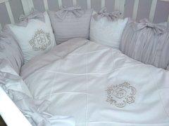 """Комплект 6 предметов """"Шантель"""" (Incanto) для круглых и овальных кроватей"""