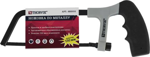 MHS151 Ножовка по металлу MIСRA, 150 мм