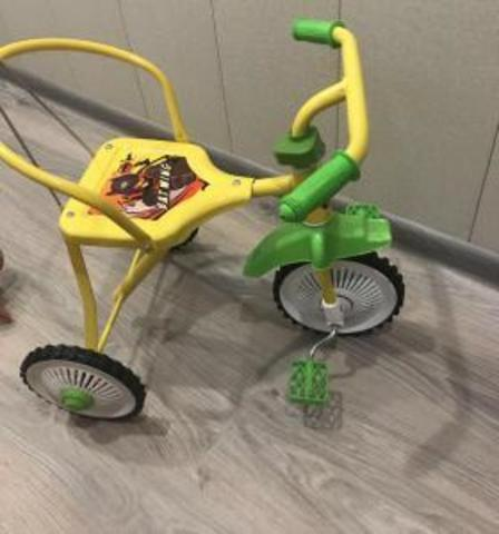 Детский велосипед Бэтмен напрокат
