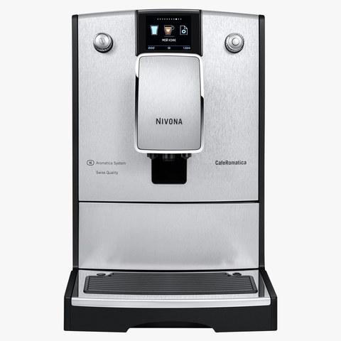 Кофемашина NICR 769 + кофе в зернах Craft, Platinum, Oro, Delikato, Latina Fuerte