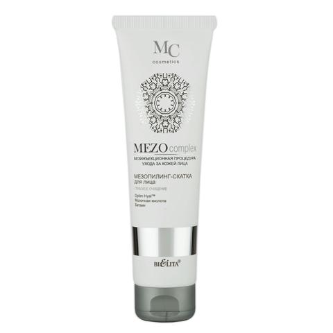 Мезопилинг-скатка для лица Глубокое очищение (туба 100 мл MEZOcomplex) безинъекционная