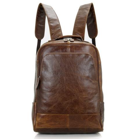 Рюкзак из кожи Ajax