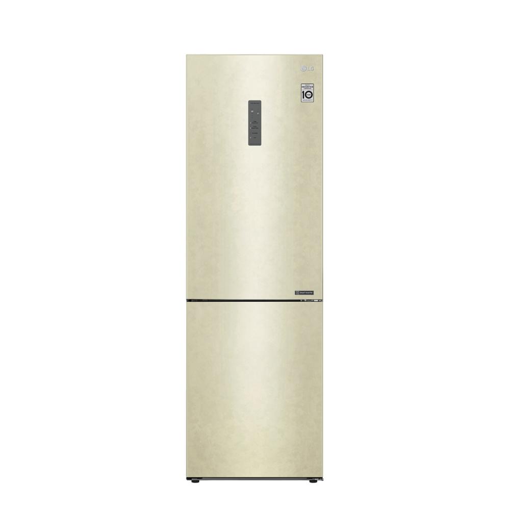 Холодильник LG с технологией DoorCooling+ GA-B459CEWL фото