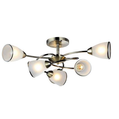 Потолочная люстра Arte Lamp A6059PL-6AB