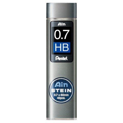 Грифели 0,7 мм Pentel Ain Stein HB
