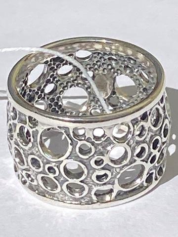 Маасдам (кольцо из серебра)
