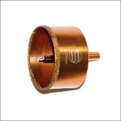 Коронка алмазная с центровым сверлом GOLD PRO СТК-067 (D=16-45мм)