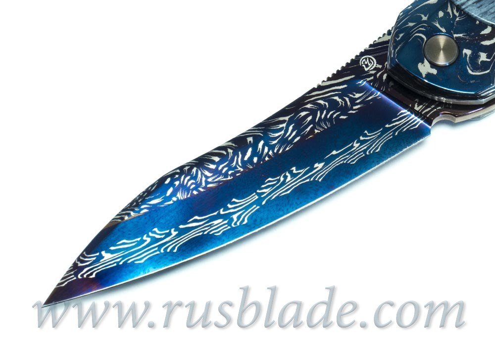 Cheburkov Russkiy Exclusive Blue 2018