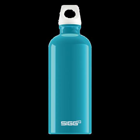 Бутылка Sigg Fabulous (0,6 литра), бирюзовая