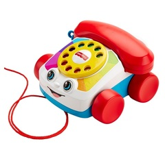 Fisher Price Телефон-каталка